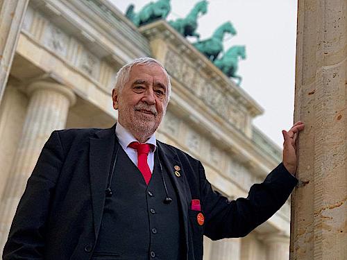 Bernd P. Holst Nowruz 2019 Berlin